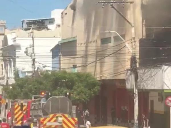 Las millonarias pérdidas que dejó incendio en bodega de bicicletas en Barranquilla - TuBarco