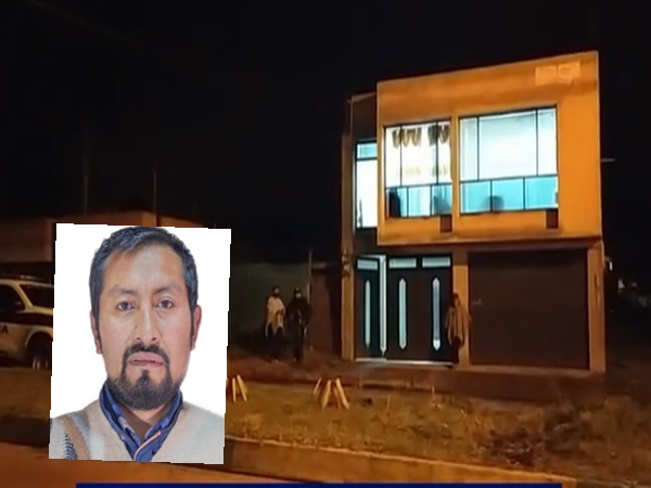 ¿Que pasa en Nariño?, ahora atentaron contra la vivienda de exgobernador indígena