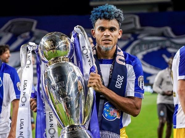 Orgullo colombiano: Luis Díaz consigue su segundo título con el Porto de Portugal