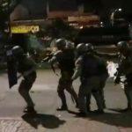 """Primero llegó el GOES y abrió camino: """"A la policía le dispararon"""" en Puerto Rellena, punto de Resistencia del paro en Cali - Noticias de Colombia"""