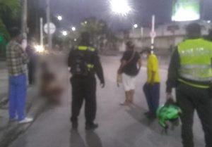 Dos habitantes de calle resultaron quemados en hechos confusos este martes en Barranquilla - Noticias de Colombia