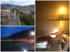 """Es un puente festivo, pero no """"corras"""" en el Km 18 de Cali: estas son las restricciones - Noticias de Colombia"""