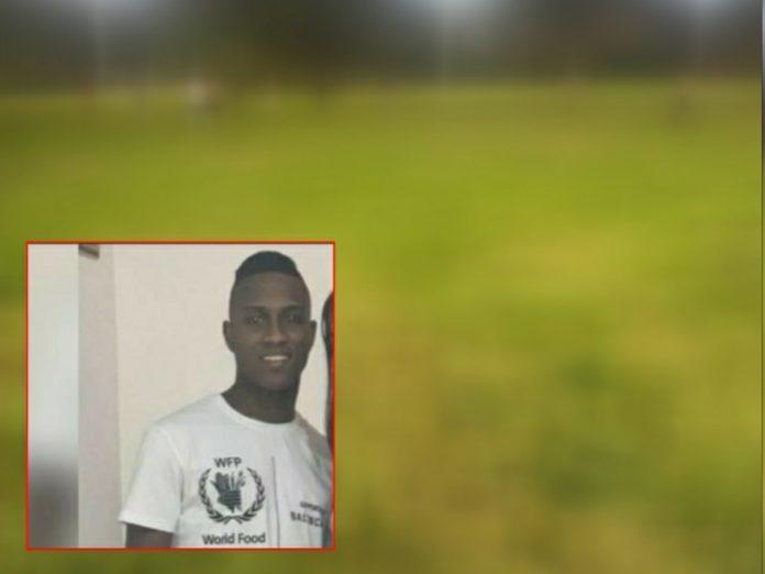 Sujetos armados sacaron al futbolista Caleño Jeimar de la casa en Argelia y le dispararon - Noticias de Colombia