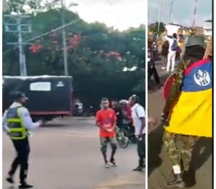 """Continúan los intentos de bloqueo y las demoras en el paro nacional en Cali: """"Hay jóvenes con política extrema"""", dijo el alcalde Ospina. - Noticias de Colombia"""