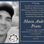 Mario, el ciclista asesinado a tiros por ladrones por robar su bicicleta en Yumbo, Valle - Noticias de Colombia