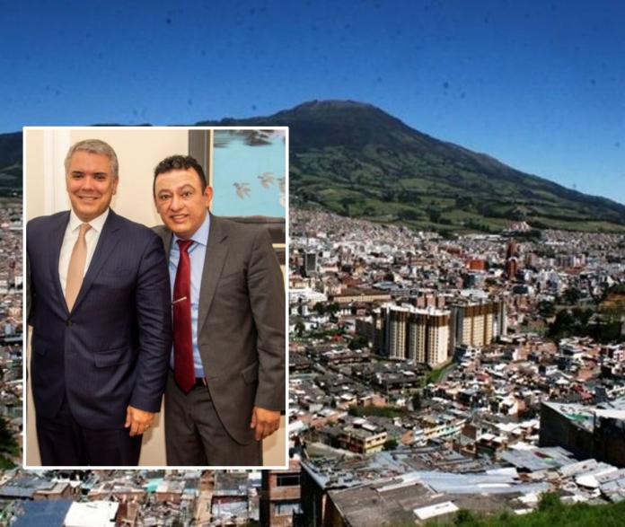 Duro reclamo del gobernador Jhon Rojas por reducción del presupuesto 2022 para Nariño